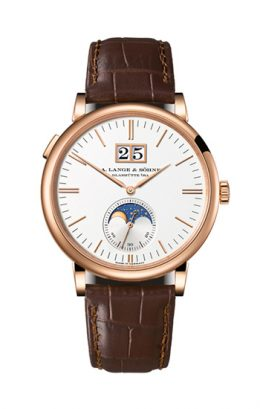 A.LANGE&SOEHNE サクソニア・ムーンフェイズ LS3844AD/384.032