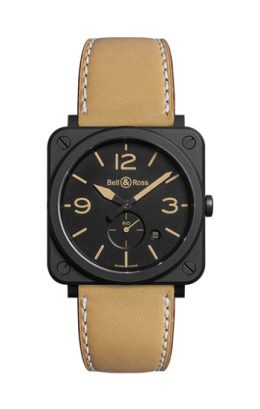 BELL&ROSS ベルアンドロス ベル&ロス BR S HERITAGE BRS-HERI-CEM