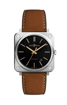 BELL&ROSS ベル&ロス ベルアンドロス BR S-92 GOLDEN HERITAGE BRS92-ST-G-HE/SCA