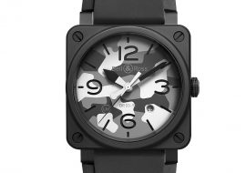 Bell&Ross ベル&ロス BR0392-WHITE CAMO BR0392-CG-CE/SCA