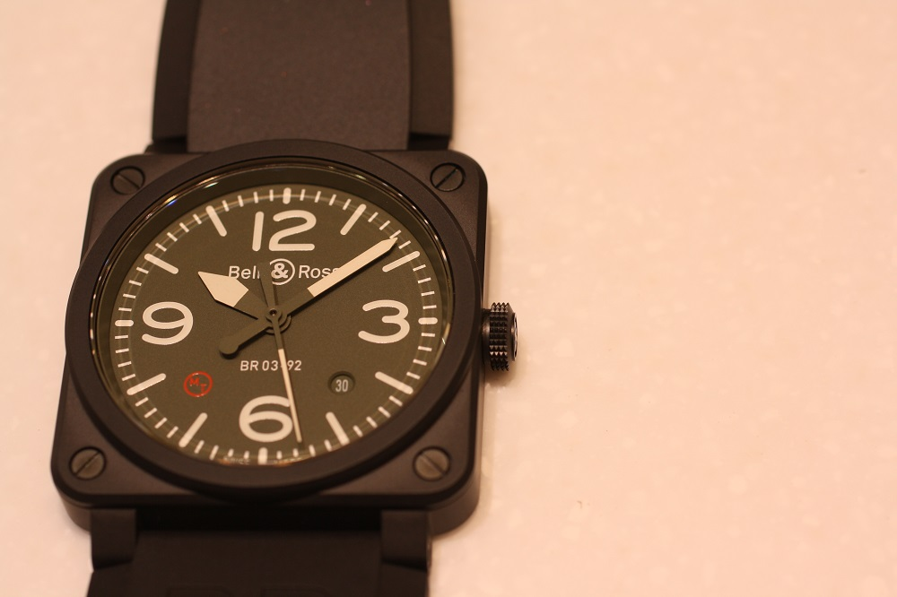 Bell&Ross BR 03-92 MILITARY TYPE BR0392-MIL-CE